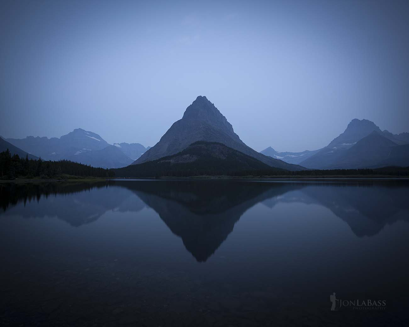 Glacier, Grinnell Point, Montana, Morning, National Parks, Reflection, Rockies, Rocky Mountains, Summer, Sunrise, Swiftcurrent Lake, United States, Water