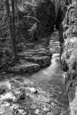 Afternoon, Glacier, Gorge, Montana, National Parks, River, Rockies, Rocks, Rocky Mountains, Summer, Sunrift Gorge, United States, Water